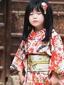 halpa Poikien hupparit ja collegepaidat-Lasten Tyttöjen Cosplay Kimonot Cosplay-Asut Kimono Käyttötarkoitus Party Halloween Festivaali Polyesteria Halloween Karnevaali Masquerade Leninki