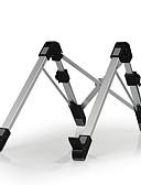 baratos Coletes-suporte dobrável portátil do portátil do suporte da sustentação do caderno da liga de alumínio do suporte ajustável do PC