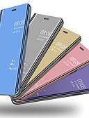 Χαμηλού Κόστους Θήκη Samsung-tok Για Samsung Galaxy Σημείωση της Samsung 10 / Galaxy Σημείωση 10 Plus Ανθεκτική σε πτώσεις / Επιμεταλλωμένη / Εξαιρετικά λεπτή Πλήρης Θήκη Μονόχρωμο PC