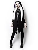 povoljno Korzeti i grudnjaci-Žene Halloween Hoodie Geometrijski oblici