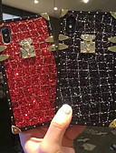 baratos Capinhas para iPhone-Capinha Para Apple iPhone XS / iPhone XR / iPhone XS Max Antichoque / Glitter Brilhante Capa traseira Armadura / Glitter Brilhante Metal