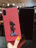 baratos Capinhas para Huawei-estojo para huawei aplicável a huawei p30 / p20 tecido bordado nova3i case mate20 / mate20 pro / p30 pro / p20 pro cartoon cartoon anime drop phone case