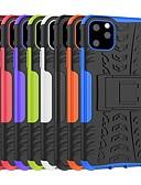 baratos caso do iPad-Capinha para apple iphone 11 / iphone 11 pro / iphone 11 pro max à prova de choque / com suporte capa traseira armadura tpu / pc