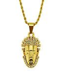 Χαμηλού Κόστους Εξωτικά ανδρικά εσώρουχα-Ανδρικά Κρεμαστό Χρώμιο Χρυσό 75 cm Κολιέ Κοσμήματα 1pc Για Καθημερινά Σχολείο Δρόμος Αργίες Φεστιβάλ