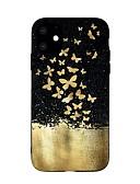 baratos caso do iPad-Capinha para apple iphone 11 / iphone 11 pro / iphone 11 pro max ultrafina / estampada capa traseira borboleta tpu macia