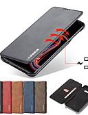 Χαμηλού Κόστους Smartwatch Bands-δέρμα μαγνητικό flip πορτοφόλι τηλέφωνο θήκη για samsung galaxy s10 plus s10e s10 5g s10 υποδοχή υποδοχής κάρτας υποδοχή περίπατος για το γαλαξία s9 plus s9 s8 plus s8 s7 άκρη s7 κάλυψη