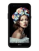 Χαμηλού Κόστους Θήκες iPhone-tok Για LG LG V20 / LG Stylo 4 Ανθεκτική σε πτώσεις Πίσω Κάλυμμα Μονόχρωμο PC / Silica Gel