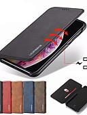 זול מגנים לאייפון-נרתיק טלפון ארנק להעיף מגנטי עבור iphone xs max xr xs x חריץ כרטיס מחזיק מעמד מחזיק עבור iphone 8 plus 8 7 plus 7 6 plus 6 כיסוי