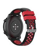ราคาถูก วง Smartwatch-สร้อยข้อมือซิลิโคน 22 มม. สายรัดสำหรับ huami amazfit นาฬิกาก้าว