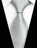 Χαμηλού Κόστους Αντρικά Μπλέιζερ & Κοστούμια-Ανδρικά Γεωμετρικό Πάρτι / Γραφείο / Ενεργό Παπιγιόν