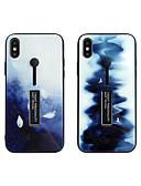 זול מגנים לאייפון-מקרה לאפל iphone xs מקסימום / iphone 8 בתוספת אבק / עם כיסוי כריכה אחורית tpu צבע / זכוכית מחוסמת עבור iphone 7/7 פלוס / 8/6/6 פלוס / xr / x / xs