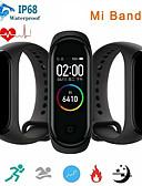 billige Brudeslør-08777 Menn kvinner Smart armbånd Android iOS Bluetooth Pekeskjerm Smart Pedometer Stillesittende sittende Påminnelse Kronograf