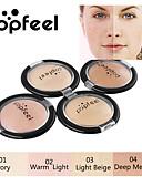 billige Trådløse ladere-popfeel monokrom concealer foundation krem fregner kviser merker mørke sirkler bb krem glatt tekstur foundation makeup