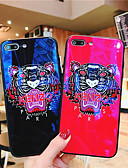 halpa iPhone kotelot-Etui Käyttötarkoitus Apple iPhone XS / iPhone XR / iPhone XS Max Ultraohut / Kuvio Takakuori Sana / lause / Eläin / Piirretty TPU