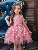 זול שמלות לתינוקות-שמלה ללא שרוולים אחיד בנות תִינוֹק