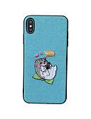 baratos Capinhas para Huawei-Capinha Para Huawei Huawei Nova 3i / Huawei P20 / Huawei P20 Pro Estampada Capa traseira Animal / Desenho Animado TPU