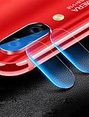 זול מגן מסך נייד-מגן מסך עבור huawei nova 3 / nova 3i / nova 3e / nova 4 זכוכית מחוסמת מגן עדשת מצלמה 1 pc בחדות גבוהה (hd) / קשיות 9 שעות / הוכחת פיצוץ