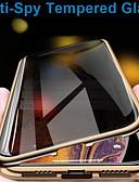 povoljno iPhone kabel i punjači-futrola za jabuke iphone xs / iphone xr / iphone xs max / 7 8plus / 7 8 / 6splus / 6s / 6 prozirna / magnetska futrola u cijelom tijelu od punog obojenog kaljenog stakla