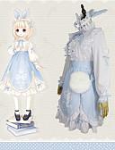 povoljno Lolita haljine-Inspirirana Čudo Nikki Cosplay Anime Cosplay nošnje Japanski Cosplay Suits Top / Suknja / Čarape Za Žene / Kravata / Šeširi