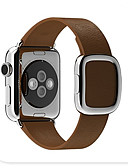 ราคาถูก วง Smartwatch-สายนาฬิกา สำหรับ Apple Watch Series 4 / Apple Watch Series 3 Apple สายยางสำหรับเส้นกีฬา หนังแท้ สายห้อยข้อมือ