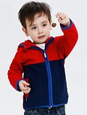 halpa Poikien hupparit ja collegepaidat-Lapset Poikien Perus Color Block Jakku ja takki Uima-allas