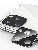 olcso iPhone kijelzővédők-fém kamera lencsevédő apple iphone 11/11 pro / 11 pro max edzett üveg nagyfelbontású (hd)