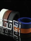 baratos Smart watch-Unisexo Activo Cinto para a Cintura Sólido