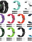 baratos Bandas de Smartwatch-Pulseiras de Relógio para Fenix 5s / Fenix 5s Quickfit Garmin Pulseira Esportiva Silicone Tira de Pulso