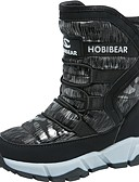 ราคาถูก ชุดลำลองชาย-เด็กผู้ชาย รองเท้าบู้ทใส่สำหรับหิมะ Synthetics บูท Big Kids (7 ปี +) สำหรับวิ่ง สีดำ / ฟ้า / ไวน์ ฤดูหนาว