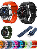 billige Smartwatch Bands-22mm silikon sportstropp for Samsung Galaxy Galaxy 46 mm gir s3 frontier / klassisk