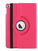 זול במקרה iPad-מגן עבור Apple iPad Mini 4 מגנטי / שינה / השכמה אוטומטי כיסוי מלא אחיד עור PU / TPU