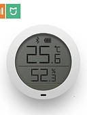 Χαμηλού Κόστους Πέπλα Γάμου-αρχική xiaomi mijia bluetooth υγροθερμογράφος υψηλής ευαισθησίας lcd οθόνη υγρόμετρο θερμόμετρο χρήση αισθητήρα με μέσο app