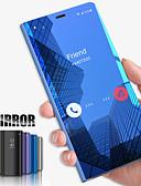 baratos Cases & Capas-Capinha para samsung galaxy s10 s10 plus capa de telefone nova capa espelho phone case para samsung galaxy s9 s9 plus s8 s8 plus note10 note10 pro a10 a20 a30 a40 a50 a60 a70 a80 a90
