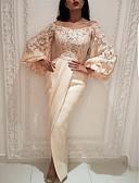 זול שמלות מקסי-מקסי פרחוני - שמלה נדן בסיסי בגדי ריקוד נשים
