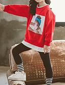 זול סטים של ביגוד לבנות-סט של בגדים שרוול ארוך טלאים בנות ילדים