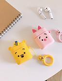 baratos Capinhas para Huawei-Capinha para huawei freebuds 2pro cute / dustproof / lovely headphone case soft