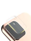 olcso iPhone kijelzővédők-alma képernyővédő telefon 11 / 11pro / 11 pro max nagy felbontású (hd) kamera lencsevédő 1 db edzett üveg