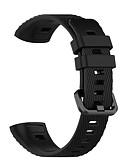 baratos Bandas de Smartwatch-Pulseiras de Relógio para Honor Band 3 / Huawei Band 3 Pro Huawei Pulseira Esportiva Silicone Tira de Pulso