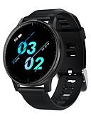 baratos Smart watch-Q20 smart watch bt rastreador de fitness suporte notificar / monitor de freqüência cardíaca esporte smartwatch compatível iphone / samsung / android phones