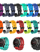 billige Smartwatch Bands-smartwatch band for garmin fenix 3 timer / fenix 3 / fenix 3 safir / quatix 3 garmin sport band silikon håndleddsstropp