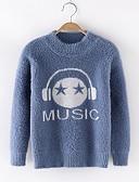povoljno Džemperi i kardigani za dječake-Djeca Dječaci Osnovni Print Dugih rukava Džemper i kardigan Obala
