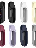 baratos Bandas de Smartwatch-Acessório de substituição fecho magnético cinta de fecho para xiaomi mi band 4/3