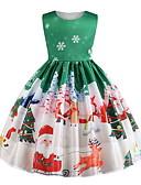 olcso Lány ruhák-Gyerekek Lány Rajzfilm Karácsony Ruha Medence