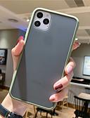 povoljno iPhone maske-Θήκη Za Apple iPhone 11 / iPhone 11 Pro / iPhone 11 Pro Max Otporno na trešnju / Ultra tanko / Translucent Stražnja maska Jednobojni TPU