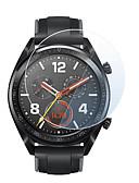 billige Smartwatch Bands-5stk for huawei klokke gt herdet glass skjermbeskytter beskyttelsesfilm beskytter anti eksplosjon anti-knusing
