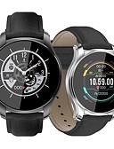 baratos Smart watch-D69 localização GPS freqüência cardíaca monitor de sono pedômetro bluetooth esportes relógio inteligente