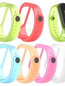 olcso Smartwatch sávok-xiaomi mi band 4 / mi band 3 szilícium csuklópánt karkötő karkötőhöz