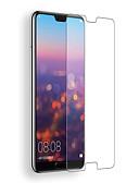 olcso Mobiltelefon képernyővédők-huawei képernyővédő fólia huawei p20 / 30 / 20pro / 20lite / 30lite nagy felbontású (hd) első képernyővédő fólia 1 db edzett üveg