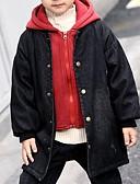 povoljno Džemperi i kardigani za dječake-Djeca Dječaci Ulični šik Print Jakna i kaput Red