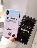 cheap iPhone Cases-Case For Apple iPhone 11 / iPhone 11 Pro / iPhone 11 Pro Max Pattern Back Cover Word / Phrase PC